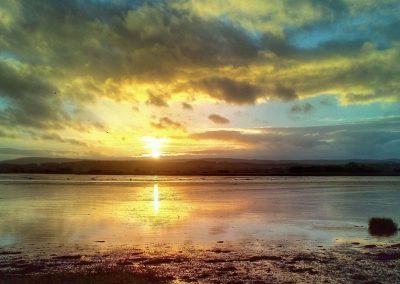 topsham-sunset